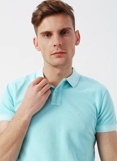 Lee&Wrangler Wrangler T-Shirt Mavi